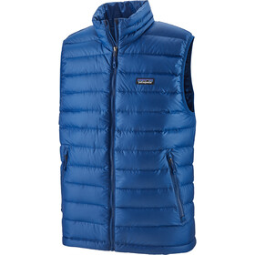 Patagonia Down Sweater Liivi Miehet, superior blue